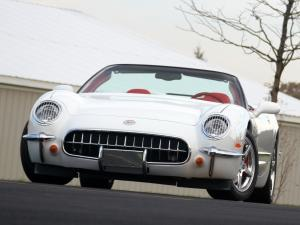 2003 Chevrolet Corvette 1953 Commemorative Edition