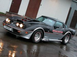 Chevrolet Corvette Indy 500 Pace Car by SvArt 2003 года