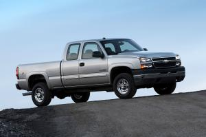 Chevrolet Silverado Heavy Duty 2003 года