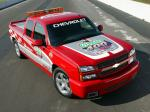 Chevrolet Silverado SS Extended Cab O'Reilly 400 Pace Truck 2003 года