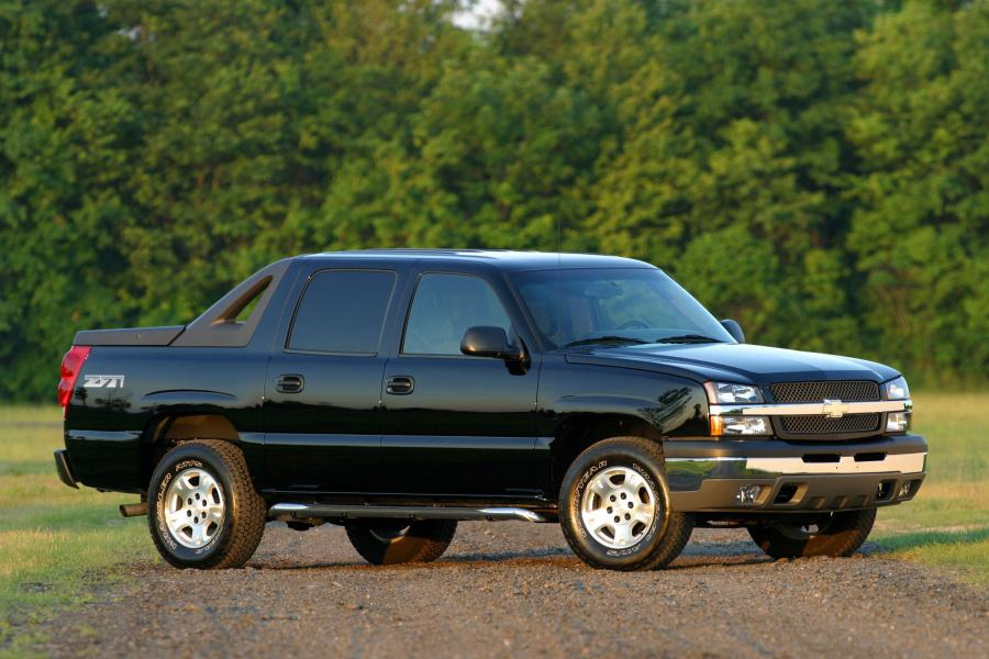 Chevrolet Avalanche WBH '2004