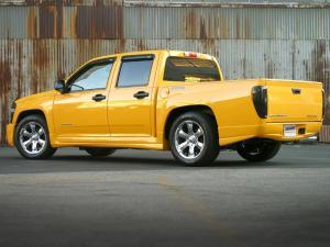 2004 Chevrolet Colorado Crew Cab by Xenon