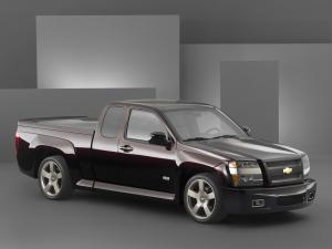 Chevrolet Colorado SS Concept 2004 года