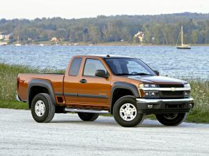 Chevrolet Colorado Z71 Extended Cab '2004