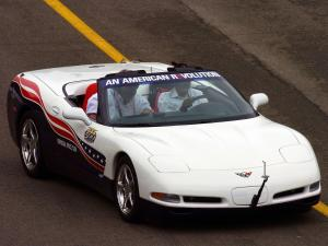 Chevrolet Corvette Convertible Indy 500 Pace Car '2004
