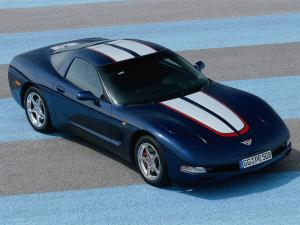 Chevrolet Corvette Coupe Commemorative Edition (EU) '2004