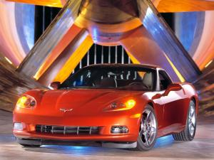 Chevrolet Corvette Coupe '2004