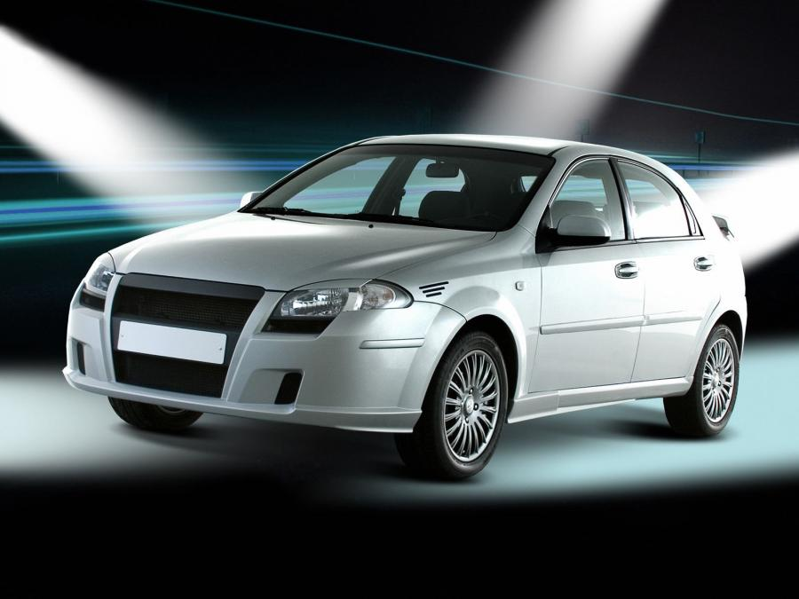 Chevrolet Lacetti Hatchback by YurolTuning '2004