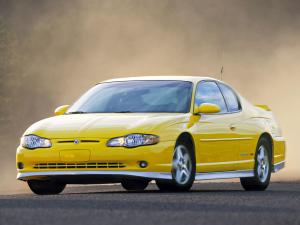Chevrolet Monte Carlo Supercharged SS 2004 года