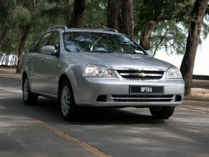 2004 Chevrolet Optra Estate