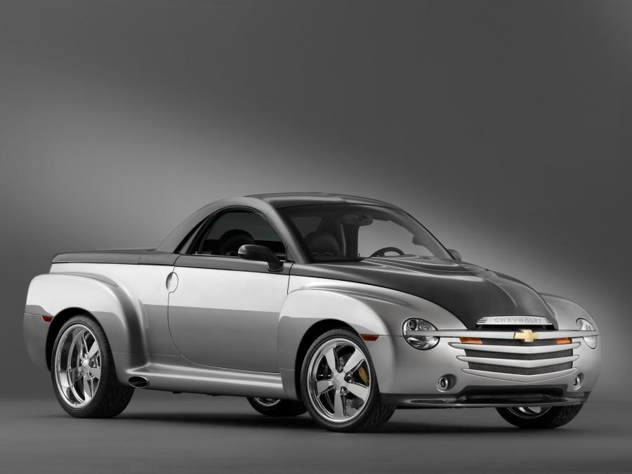 Chevrolet SSR Diamondback by ASC '2004