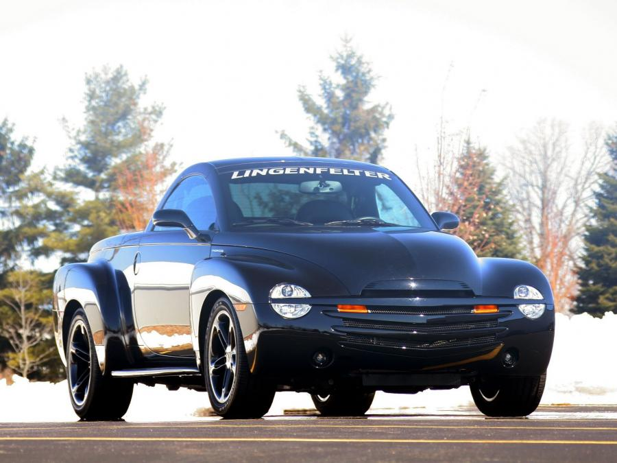 Chevrolet SSR Supercharged by Lingenfelter '2004