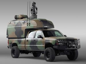 Chevrolet Silverado Military Vehicle 2004 года