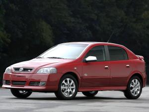 Chevrolet Astra SS 2005 года
