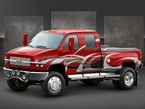 2005 Chevrolet C4500 Medium Duty Truck Concept