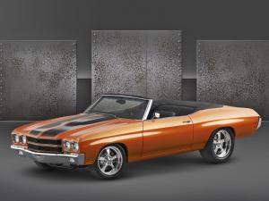Chevrolet Chevelle Convertible Summer School Concept