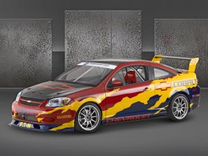 2005 Chevrolet Cobalt SS Coupe Time Attack