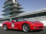 Chevrolet Corvette Convertible Indy 500 Pace Car 2005 года