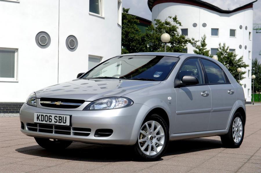 2005 Chevrolet Lacetti Hatchback SE Plus (UK)