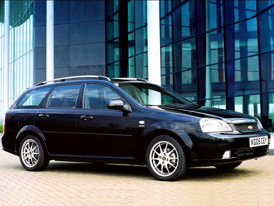 Chevrolet Lacetti Station Wagon Sport (UK) '2005