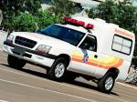 Chevrolet S-10 Ambulancia 2005 года