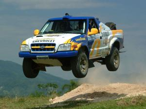 2005 Chevrolet S-10 Rally Car