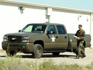 2005 Chevrolet Silverado Hydrogen Military Vehicle