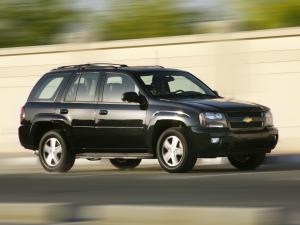 Chevrolet TrailBlazer 2005 года