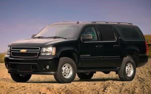 BAE Chevrolet Suburban Armored (GMT900) '2006