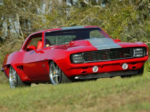 Chevrolet 540 Camaro Super Coupe by Baldwin-Motion 2006 года