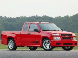 Chevrolet Colorado Xtreme Extended Cab 2006 года