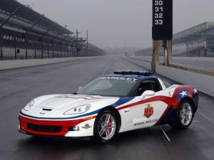 2006 Chevrolet Corvette Z06 Indianapolis 500 Pace Car