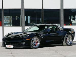2006 Chevrolet Corvette Z06 by GeigerCars