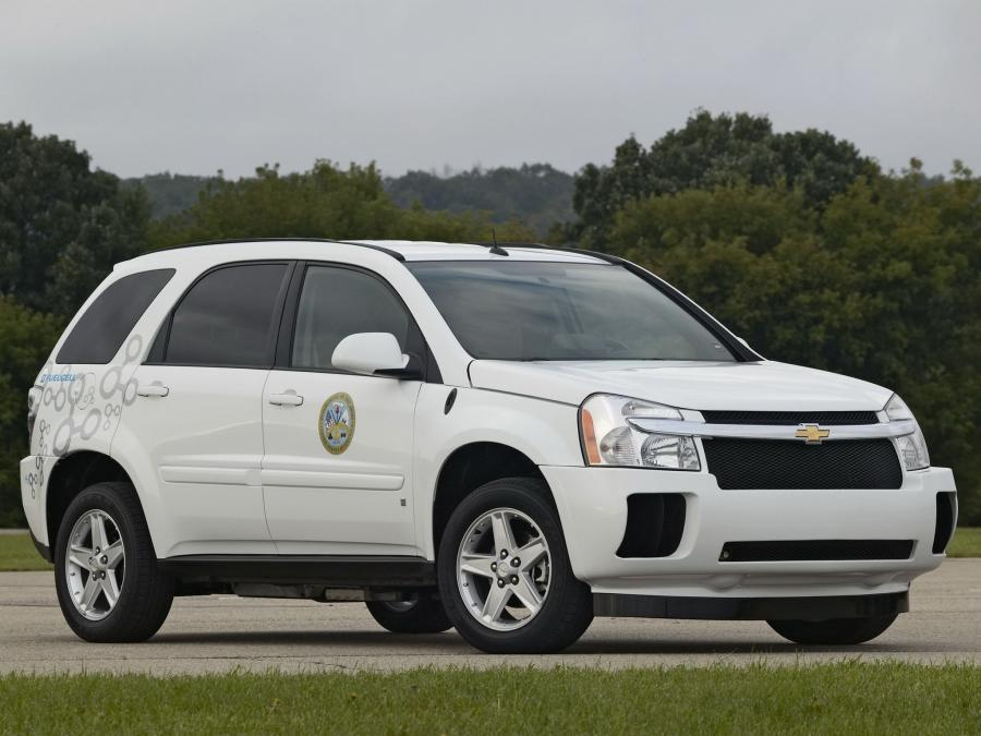 2006 Chevrolet Equinox Fuel Cell U.S. Army Prototype