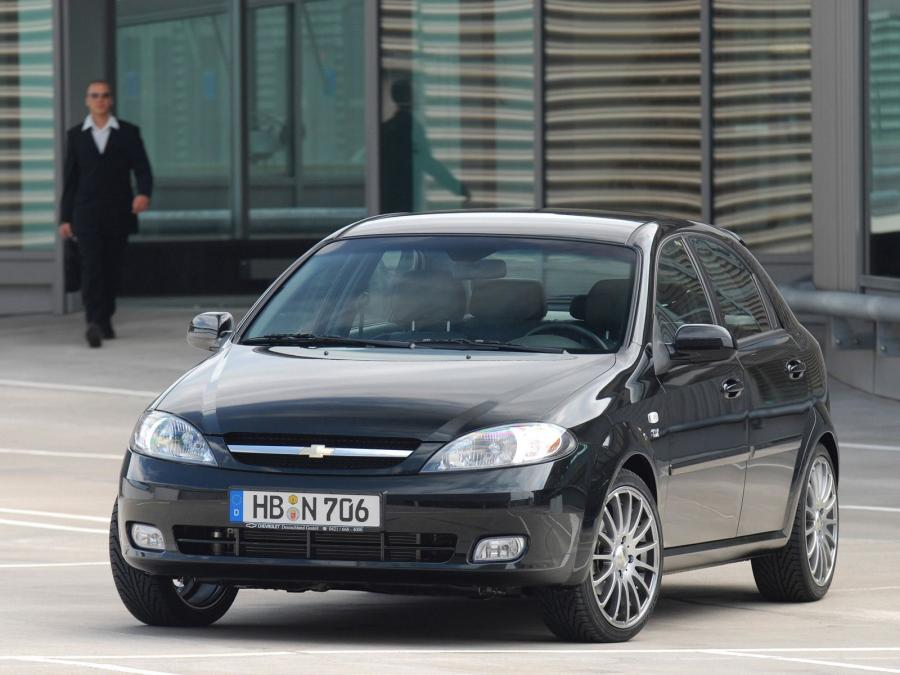 Chevrolet Lacetti Hatchback Black Edition '2006