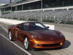 Chevrolet Corvette Convertible Indy 500 Pace Car 2007 года