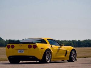 Chevrolet Corvette Z06 427 Twin Turbo by Lingenfelter 2007 года