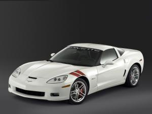 Chevrolet Corvette Z06 Ron Fellows Edition 2007 года
