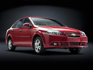 2007 Chevrolet Optra Advance