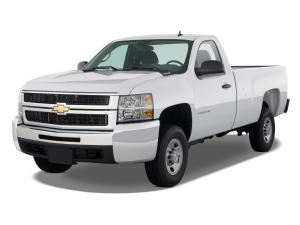 2007 Chevrolet Silverado 2500 HD Regular Cab