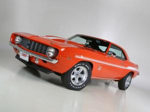 Chevrolet Camaro Yenko/SC 427 by Classic Automotive Restoration Specialists 2008 года