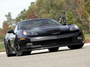 Chevrolet Corvette C6RS by Pratt & Miller 2008 года