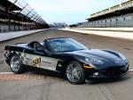 Chevrolet Corvette Convertible 30th Anniversary Indy 500 Pace Car 2008 года
