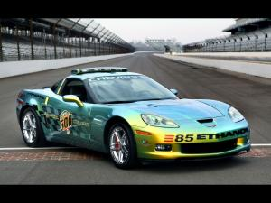 2008 Chevrolet Corvette Indy 500 Pace Cars