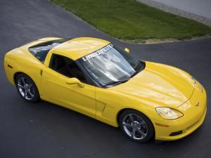 Chevrolet Corvette Supercharged LS3 by Lingenfelter 2008 года