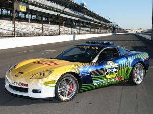 2008 Chevrolet Corvette Z06 Allstate 400 Pace Car