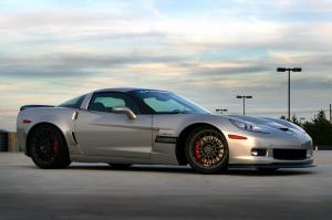 Chevrolet Corvette Z06 ClubSport by Katech 2008 года