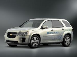 Chevrolet Equinox Fuel Cell 2008 года