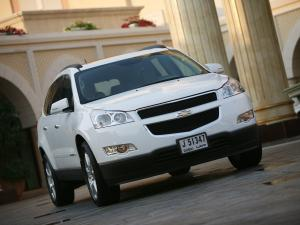 Chevrolet Traverse LT 2008 года
