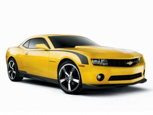 2009 Chevrolet Camaro Body Kit